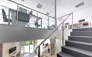 Oficinas de Visual Publinet en Vigo