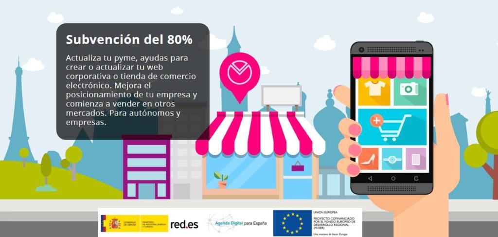Ayudas Red.es