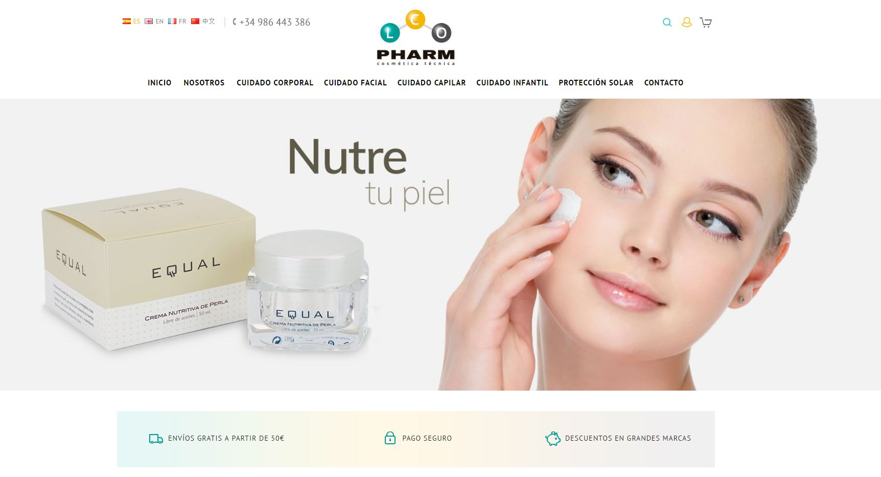 E-commerce LCO Pharm