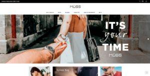 Tienda en Prestashop para Muss
