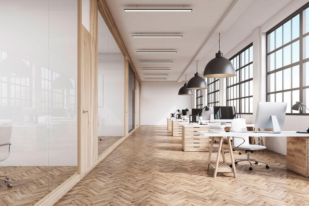 eficiencia oficina