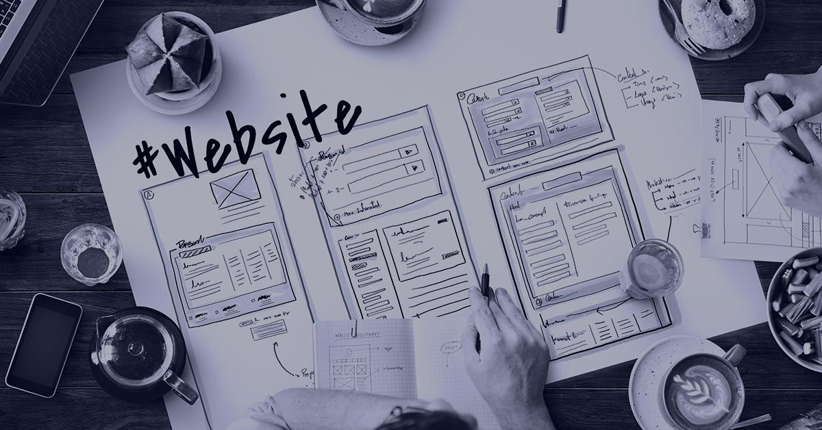 Los elementos de una página web